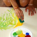 Farben und Serviola